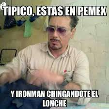 Iron Man Meme - iron man has a twin and he lives in mexico