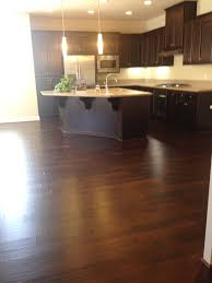 black kitchen cabinets flooring wood floor with cabinets
