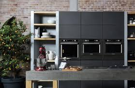 kitchenaid introduces black stainless steel kitchen range u2013 housewares