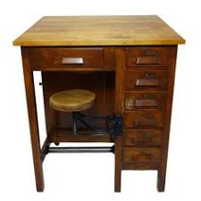 Antique Oak Drafting Table 855 Unusual Antique American Oak Drafting Table File Lot 855