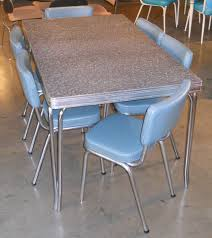 1950 dining room set indiepretty