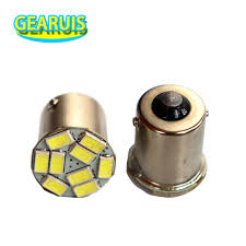 strobe light bulbs for cars 100x super bright p21w led 1156 strobe flash blink ba15s 9 smd 5630