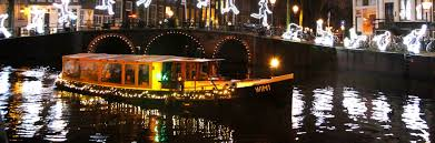 amsterdam light festival boat tour amsterdam light festival dutch authentic boat lovers canal cruise