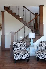 Space Between Stair Spindles by Rustic Flooring Wrought Iron Staircase Spindles Our Own Custom