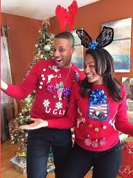 ugly sweater christmas party ideas learntoride co