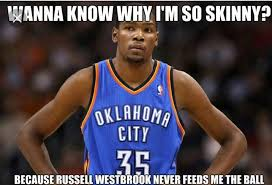 Russell Meme - russell westbrook is a ball hog home facebook