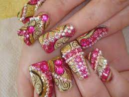 stunning acrylic nail arts design idea nails art collection