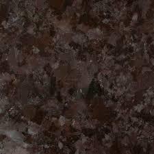 stonemark granite 3 in granite countertop sample in brown antique