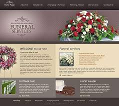 template for funeral service funeral services website template best website templates