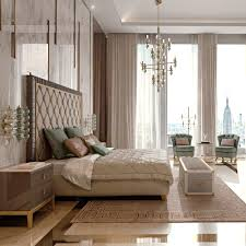 Italian Designer Button Upholstered Art Deco Inspired Chair - Art deco bedroom furniture london