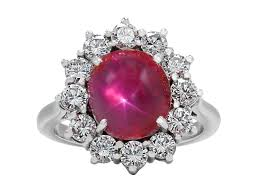 star ruby rings images Burma no heat 4 62 carat star ruby and diamond ring 509653 jpg