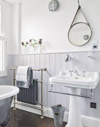 Vintage Bathroom A 1920s House With A Modern Twist In Portland Oregon White