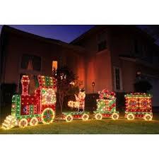 christmas yard lights and decorations infobarrel
