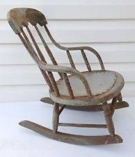 Oak Rocking Chairs Rocking Chairs Victorian Antique Furniture Ebay