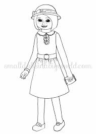 beforever coloring pages small dolls in a big world