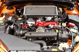 subaru wrx engine 2013 subaru sti se engine bay photo 49608559 automotive com