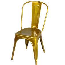chaise dorée 70 chaises dans tous les styles et pour tous les goûts chaise