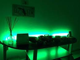 chambre led ruban led chambre une racalisation sur une table basse avec la