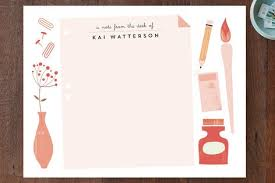 personalized stationery sets 7 personalized stationery sets that boast plenty of personality