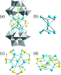 Cobalt B by A Carbon Free Polyoxometalate Molecular Catalyst With A Cobalt