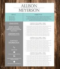 Cv And Resume Templates Resume Template Pdf Form Custom Your Resume By Littlegraphics