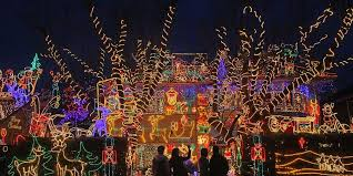 christmas lights on house the most extravagant christmas house lights from all the world