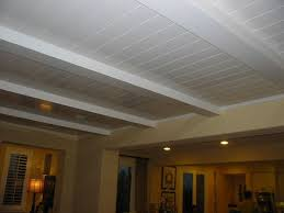 How To Sheetrock A Ceiling by Best 25 Finish Basement Ceiling Ideas On Pinterest Basement