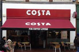 Awning Recover Costa Coffee Awning Recover Southend Shades Of Comfort
