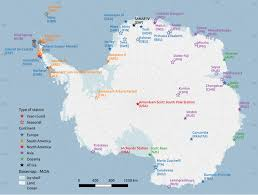 map of antarctic stations cryospheric sciences image of the week where do stay in
