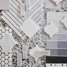 Free Backsplash Samples by How To Install Kitchen Backsplash Tile Wayfair