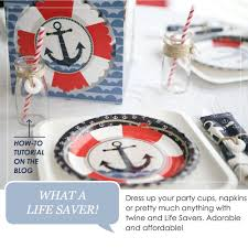 Nautical Party Theme - 117 best ahoy nautical party ideas images on pinterest