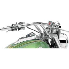 baron custom radi u0027us drag bar for vulcan 800 classic drifter 06 08