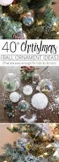 Easy Diy Christmas Ornaments Pinterest Create Memories Making Your Own Ornaments With Over 40 Easy To