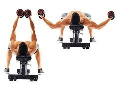 Chest Flat Bench Press Machine Bench Press Exercise 10 Most Important Middle Chest
