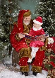 animated gif christmas santa claus cards animated