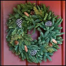fresh christmas wreaths christmas wreaths wreaths fresh christmas wreaths