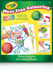 crayola color wonder mess free colouring drawing pad walmart canada