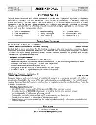 Cover Letter Examples For Sales Outside Sales Cover Letter Choice Image Cover Letter Ideas