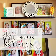 4 wall display ideas for your photos wall art wednesday