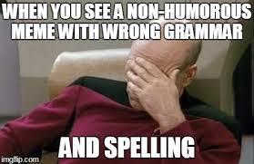 Humorous Memes - captain picard facepalm meme imgflip
