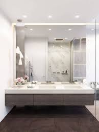 Framed Bathroom Mirror Ideas Bathroom Large White Wood Mirrors White Bathroom Mirror With