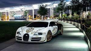bugatti veyron supersport bugatti veyron supersport pur blanc nyc new york front spoiler