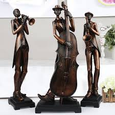 Statue For Home Decoration Characters Sculpture Decoration Luxury Living Room Furnishings