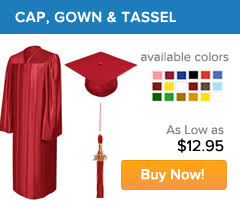 buy graduation cap elementary graduation caps and gowns gradshop
