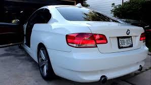 2012 bmw 335i horsepower e92 bmw 335i turbo n54 exhaust note