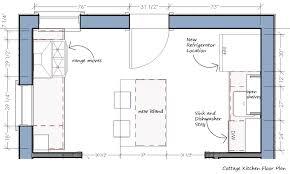 kitchen plans with island plans kitchen floor plans islands