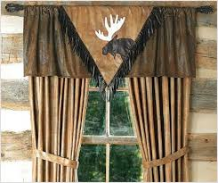 Curtains For A Cabin Rustic Curtains Cabin Window Treatments Smartly Kultur Arb