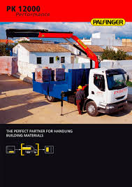 pk 12000 palfinger pdf catalogue technical documentation