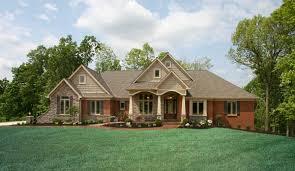 craftsman house plans house plan 50138