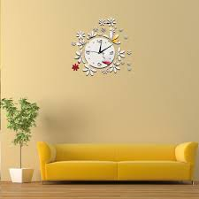 Childrens Bedroom Wall Clocks Sticker Tank Picture More Detailed Picture About Funlife